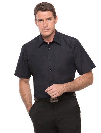City Collection Mens Corporate Essential S/S Shirt