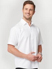 White Ezylin Short Sleeved Shirt