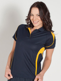 JB's Wear Podium Ladies Bell Polo