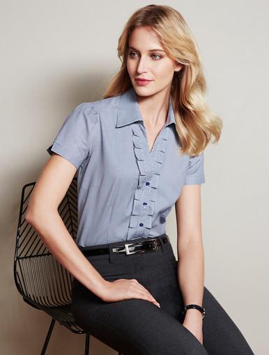 Ladies Edge S/S Shirt