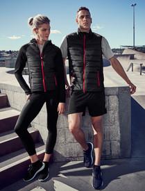 Mens & Ladies Stealth Tech Hoodie Jacket