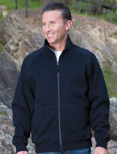 JB's Colours of Cotton Full Zip Fleecy Jacket