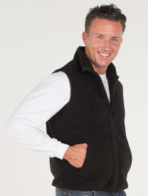 JB's Wear Polar Fleece Vest