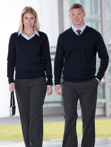 Merino Wool Mens & Ladies Vee Pullover by Gear for Life