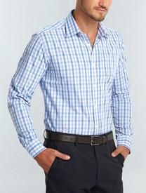 Gloweave Mens L/S Soft Tonal Check Shirt