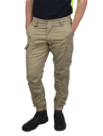 Ripstop Stove Pipe Cargo Pant