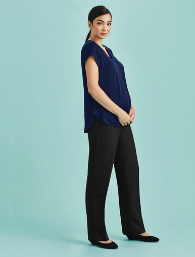 Ladies Maternity Cool Stretch Pant