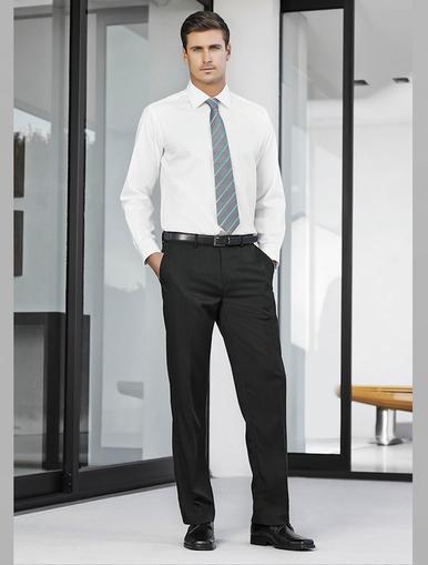 Mens Adjustable Waist Trouser