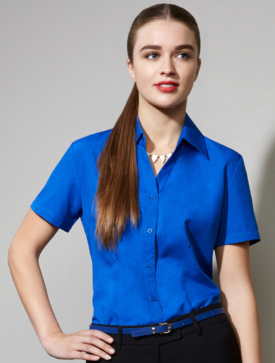 Oasis Short Sleeved Ladies Shirt