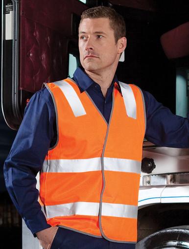 5 Pack HV D/N Safety Vest