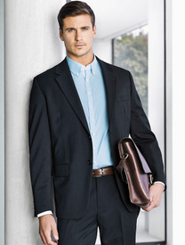 Mens 2 Button Cool Stretch Jacket