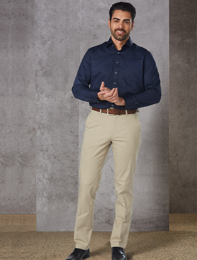 Mens  Traditional Chinos
