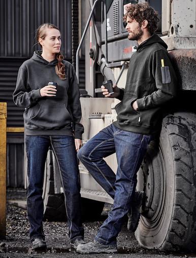 Stretch Denim Work Jeans
