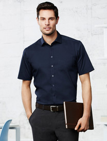 Monaco Mens Short Sleeve Shirt