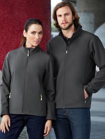 Apex Mens & Ladies Softshell Jacket
