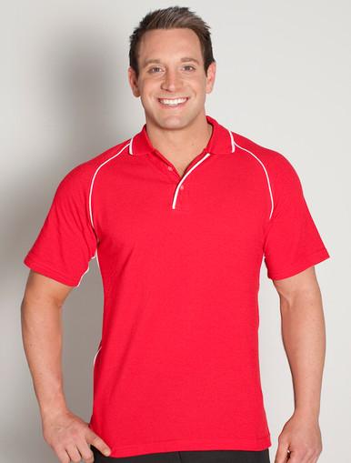 JB's Wear Raglan Polo