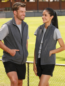 BROMLEY UNISEX POLAR FLEECE VEST (PF22)