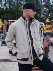 Flex & Move™ Canvas Jacket