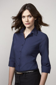 Verve Ladies Biz Collection 3/4 Sleeve Shirt
