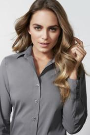 Verve Ladies Biz Collection Long Sleeve Shirt