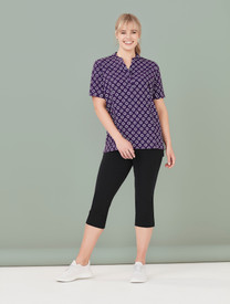 Florence Easy Stretch Daisy Print Tunic