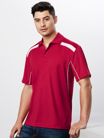 United Mens Polo S/S