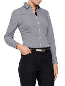 Van Heusen Ladies Yarn Dyed Check Shirt