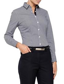 Van Heusen Ladies Yarn Dyed Check Shirt