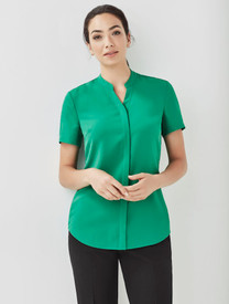 Juliette Short Sleeve Blouse
