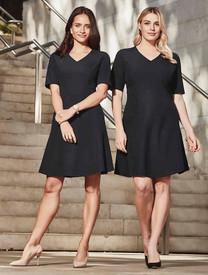 Siena Extended Sleeve Dress