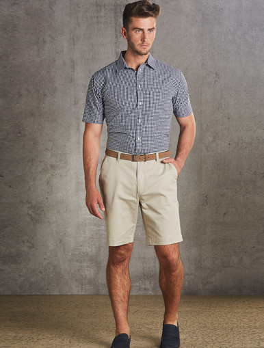 Mens Traditional Chino Shorts