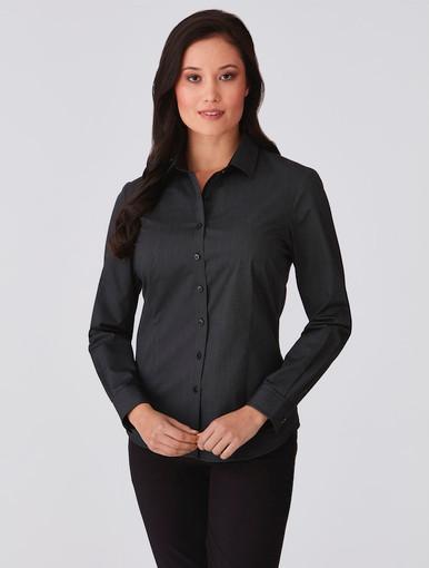 Expresso Ladies 100% Cotton Shirt