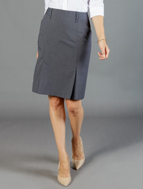 Gloweave Box Pleat Skirt