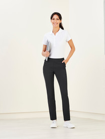 Jane Ankle Length Stretch Pant