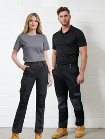 Utility Stretch Cargo Work Pants