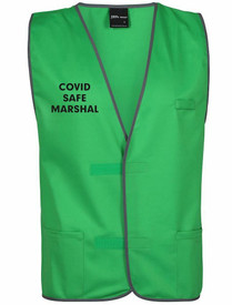 COVID SAFETY MARSHAL VEST
