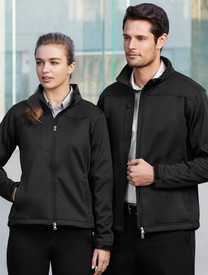 Biz Collection Soft Shell Ladies Jacket