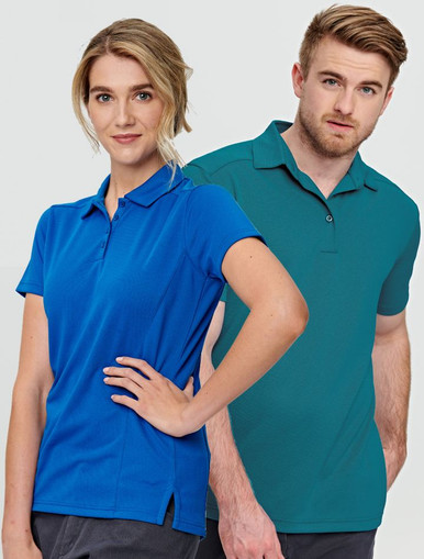 Mens & Ladies Corporate Bamboo Polo