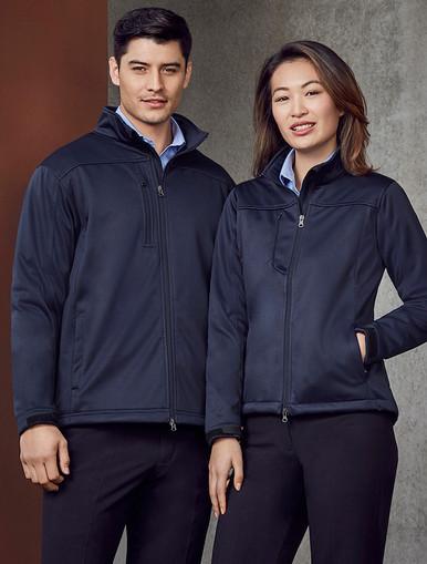 Mens & Ladies Soft Shell Jacket