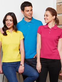 Neon Ladies Polo