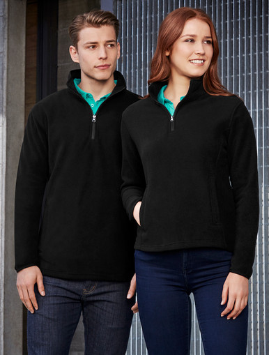 Trinity Mens & Ladies 1/2 Zip