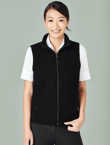 Microfleece Ladies Vest