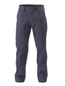 Bisley Original Cotton Drill Mens NavyWork Pant