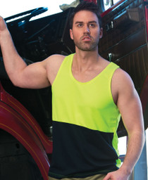 Traditional Hi Vis Singlet