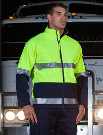 JB's Wear Hi Viz D/N Layer Jacket