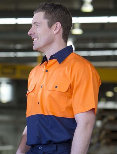 Hi Vis L/S Lightweight Shirt