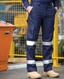 JB's D/N Mercerised Multi Pocket Work Trouser