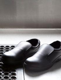 Microfibre Steel Cap Shoe
