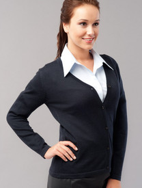 Ladies Bond Cardigan Discontinued No Return