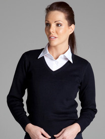 Ladies JB Knitted Jumper